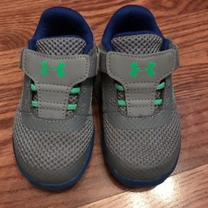 Under Armour Toddler Boys sneakers